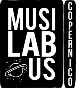 MusíLabUs - logo Copernico